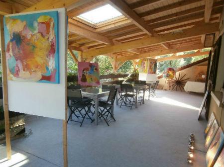 Initiation à l`art contemporain - l`Orchidée Home (52)