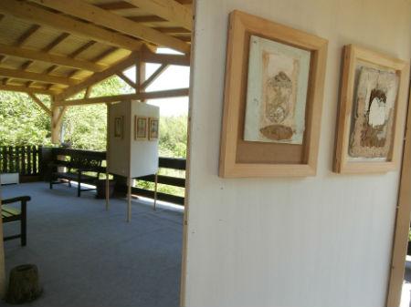 Initiation à l`art contemporain - l`Orchidée Home (52) - Terrasse détail B.Naréa
