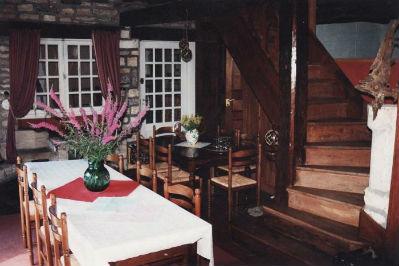 L`Orchidée Home - La salle de séjour - Haute-Marne